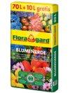 Floragard Blumenerde 70 L + 10 L gratis • Universalerde • für  Balkon-, Kübel- und Zimmerpflanzen • mit dem Naturdünger Guano • 80 L - 1