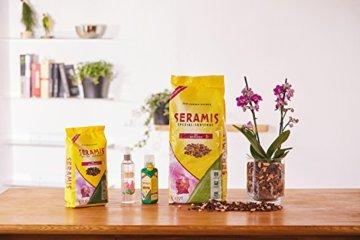 Seramis Ton-Granulat für Orchideen, Spezial-Substrat, 2,5 Liter - 6